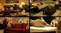 Furniture Store Multiscreen 4 HD Footage