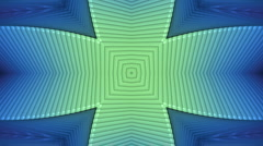 Time tunnel,game software entrance interface,cystal buddhism pattern.particle,m Stock Footage