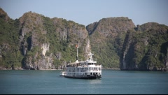 Ha Long Bay Vietnam_LDA_N_00018.MOV  - stock footage