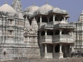 Jain temple Stock Footage
