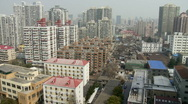Stock Video Footage of shanghai compounds
