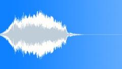 Scream Startled Quick Female LH 01 - sound effect