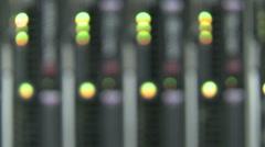 server focus - stock footage