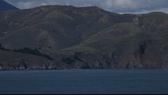 SF Marin Headlands MVI 4362 Stock Footage