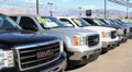 Auto Dealer New Trucks Footage
