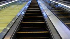 Dubai Metro Stock Footage