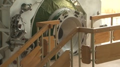 Orbital Station Mir Stock Footage