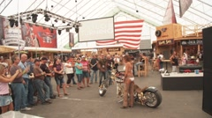 Sturgis Motion Control Stock Footage