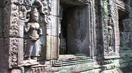 Angkor Wat, Cambodia Stock Footage