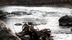 Rivers Edge 2 Stock Footage