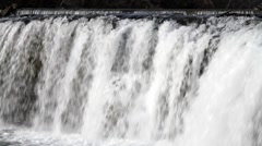 Two Falls Stock Footage