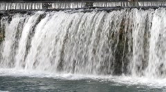 Two Falls 2 Stock Footage