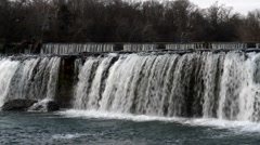 Two Falls 4 Stock Footage