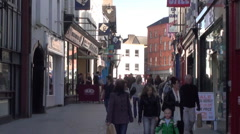 Waterford City 6 Stock Footage