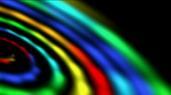 Rainbow galaxy space,swirl vortex universe,Milky Way,wormhole time tunnel. Stock Footage