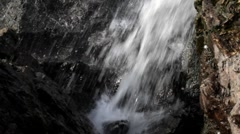 Water Splatter Stock Footage