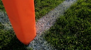 High School Football Stadium Stock Footage