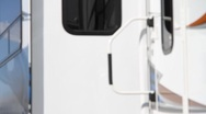 New RVs Stock Footage