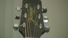 Guitar 2 Stock Footage