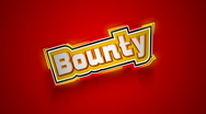 Stock Video Footage of Bounty Label