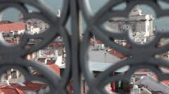 hidden lisboa - stock footage
