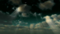Cloud FX 305 HD 720p Stock Footage