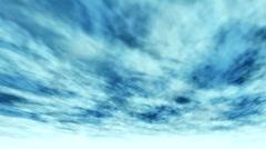 Cloud FX 309 HD 720p Stock Footage