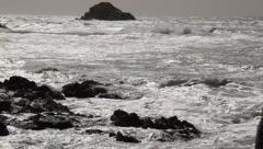 Choppy Sea Stock Footage