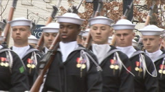 US Navy - stock footage