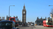 Stock Video Footage of Big Ben Westminster