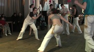 Stock Video Footage of CAPOEIRA