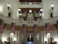 Pennsylvania Capitol Rotunda 1 Stock Footage