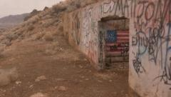 Abandoned Metal Refinery 10 Stock Footage