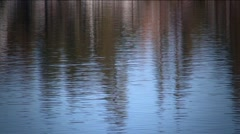Lake Arrowhead ripples-26 Stock Footage