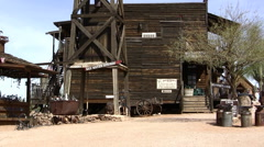 Goldfield 46a Stock Footage