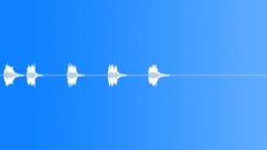 Old telephone ringtone Hi Pitch - sound effect