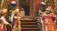 Bali Cremation HD 29 Stock Footage