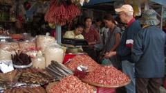 Cambodia: Negotiations Stock Footage