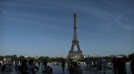 Stock Video Footage of Paris-03