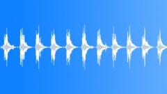Banging on big gate Impact - sound effect