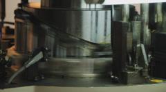 Technology 0009-SMD assembly machine Stock Footage