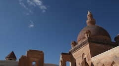Ishak Pasha Palace HD 1080p Stock Footage