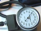 Sphygmomanometer Stock Footage