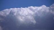 Timelapse Cloudscape HD11 Stock Footage