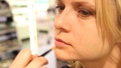 Cosmetics 4902 - stock footage