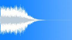 Useita räjähdyksiä, joissa kaiku 3 Äänitehoste