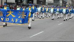 Saint Patrick's day Parade  Stock Footage