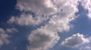 Timelapse Cloudscape HD36 Stock Footage