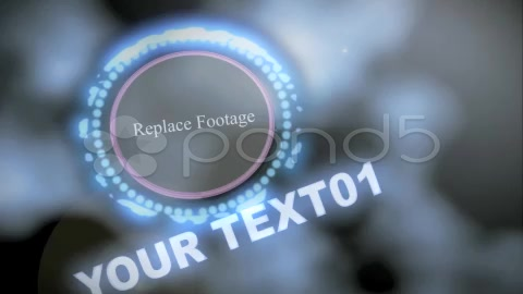 After Effects Project - Pond5 Promo 1270842