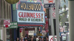 Guinness Museum in Hollywood Stock Footage